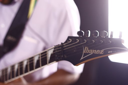 Electric Guitar, Music, Instrument, Musician