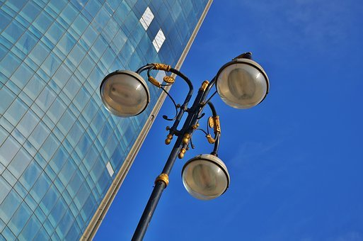 Street Lamp, Post, Lamp, Street, Light, Outdoor