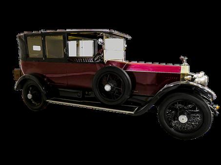 Traffic, Vehicle, Automotive, Oldtimer, Rolls-royce