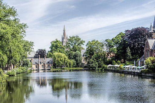 Brugge, Belgium, Europe, City, Travel, Tourism
