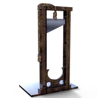 Guillotine, Case Resolution, Capital Punishment