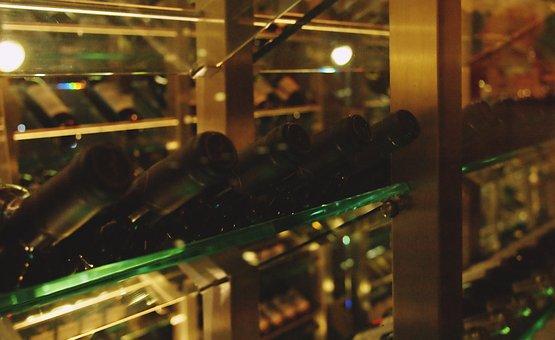 Wine, Cellar, Bottles