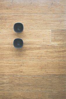 Hardwood, Floors, Texture