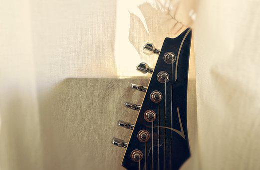 Guitar, Electric Guitar, Stringed Instrument