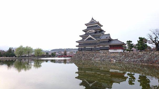 Matsumoto, Castle, Japan