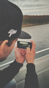 Photograph, Picture, Iphone, Mobile, Screen, Technology