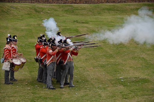 Army, Shoot, History, Napoleon, Shooting, Gun, Weapon