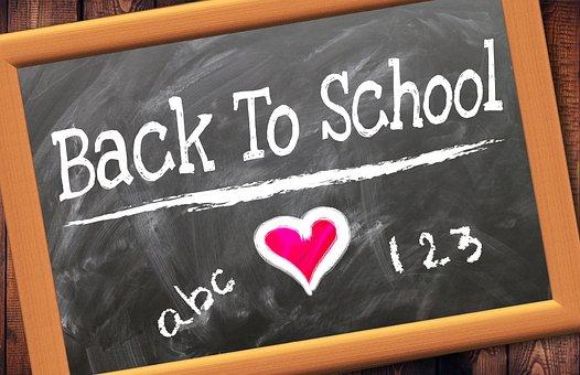 Back To School, Training, School, Schulbeginn