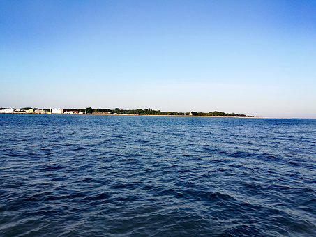 Peninsula, Helium, Hel Peninsula, The Baltic Sea