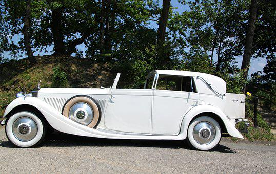 Auto, Pkw, Old Car, Oldtimer, Vehicle, Old, Automotive