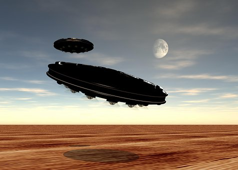 Ufo, Flying Saucer, Alien, Visitors, Aircraft