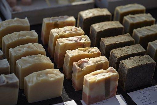 Handmade Soap, Craft, Soap, Bath, Care, Toiletries