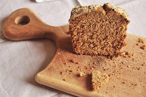 Bread, Wholewheat, Food, Healthy, Breakfast, Diet