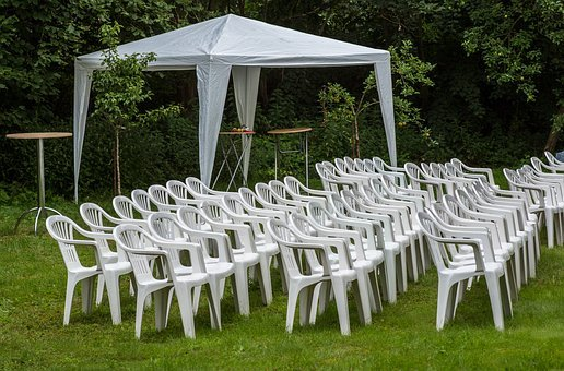 Pavilion, Chair, Seating, Celebration, Festival, Garden