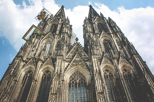 Cologne, Cathedral, Church, Germany, Landmark, City