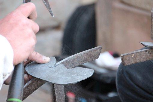 Craft, Slate, Steinmetz, Hammer, Roofers, Craftsmen