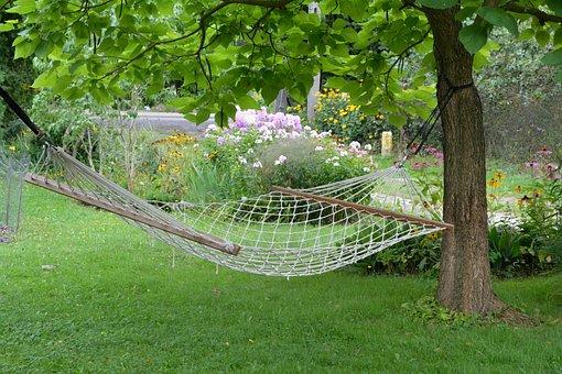 Relaxation, Hammock, Rest, Garden, Relax, Holiday