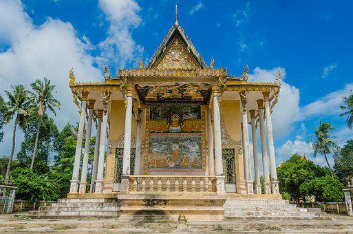 Old, Pagoda, Ancient, Temple, Architecture, Asia