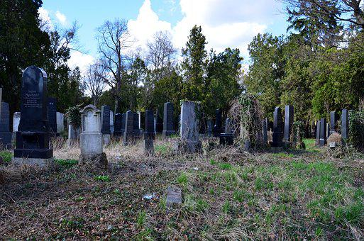 Cemetery, Tombstone, Old Cemetery, Graves, Grave