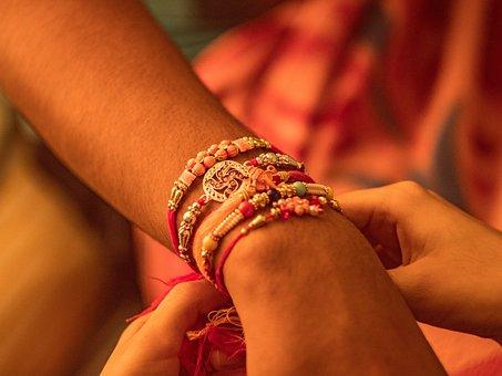 Rakhi, Rakshabandhan, India, Tradition, Festival