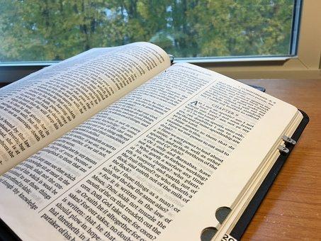 Bible, Spirituality, Scripture, Religious, Book, God