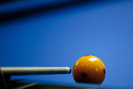 Sport, Billiards, Billiard Ball, Hobby