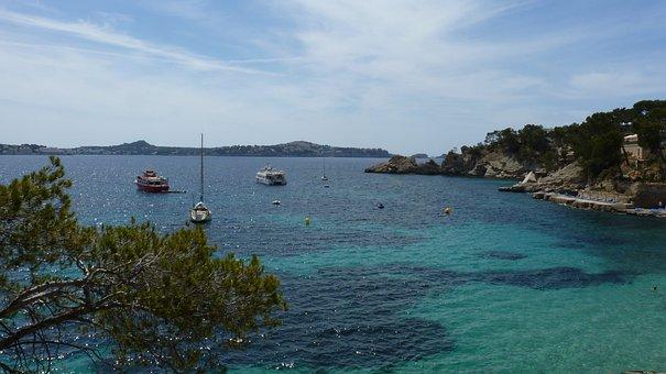 Summer, Sun, Holiday, Holidays, Sea, Water, Boats