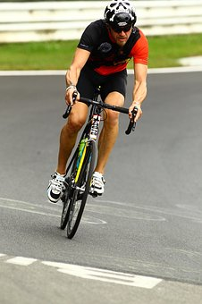 Professional Road Bicycle Racer, Wheel, Sport