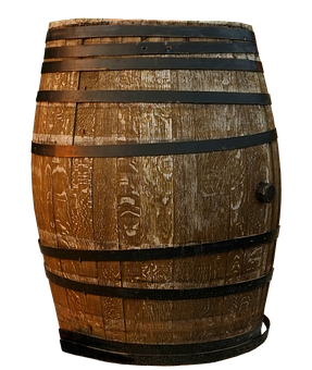 Barrel, Wine Barrel, Wooden Barrels, Cellar, Wood, Old