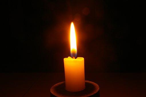 Candle, Light, Candlelight, Flame, Christmas, Advent