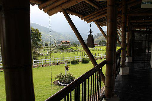 Salento, Landscape Colombian, Valley, Cocora, Quindio