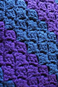 Fabric, Crochet, Pattern, Thread, Fashion, Texture