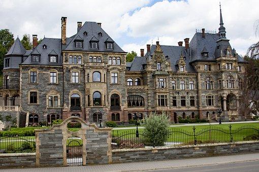 Mosel, Lieser, Schloss Lieser, Building, Historically