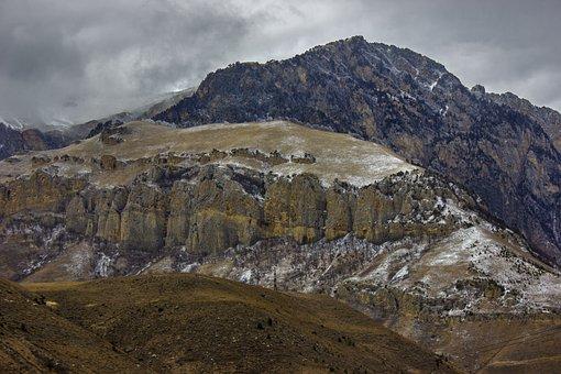 Mountains, Snow, Winter, Climbing, Mountain, Landscape