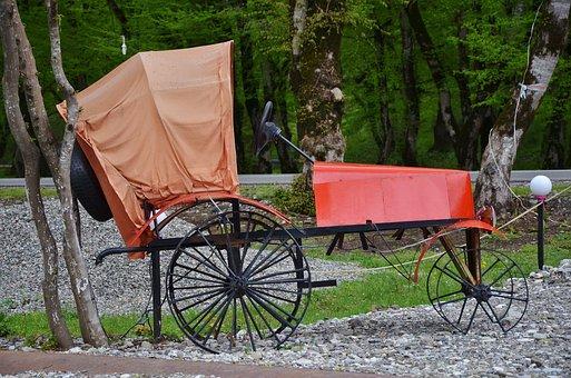 Horse, Travel, Transportation, Old, Tourism, Historic