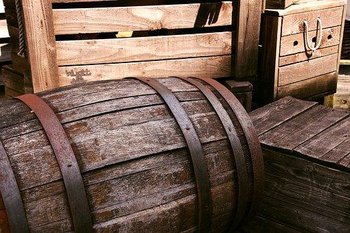 Barrel, Wooden, Cask, Vintage, Storage, Winery, Brewery