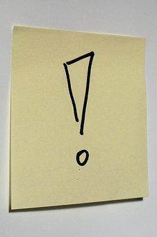 Post It, List, Memo, Note, Adhesive Note, Office