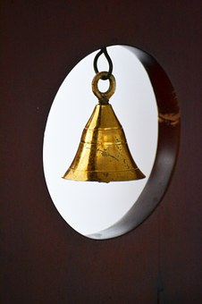 Bell, Decoration, Decorative, Ornaments, Hangings