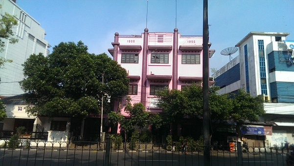 Street, Building, Jakarta