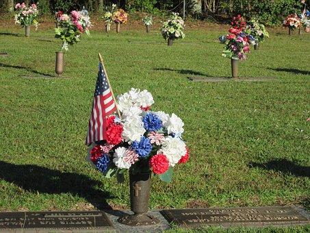 Cemetery, Remembrance, Memorial, Grave, Graveyard