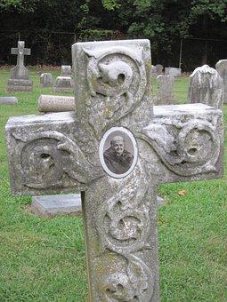 Grave, Cross, Religion, Christian, Christianity