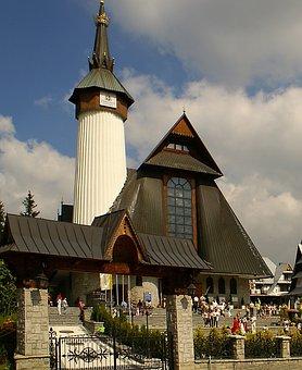 Church, Church Palotynów, Buried, Centrum, Sacred
