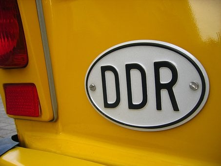 Ddr, Germany, History, Divided Germany