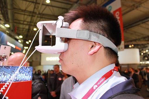 Virtual Reality, Glasses, Lenovo