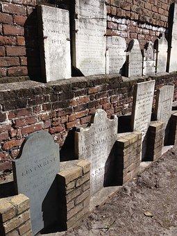 Cemetery, Graves, Tombstones, Death, Graveyard, Funeral