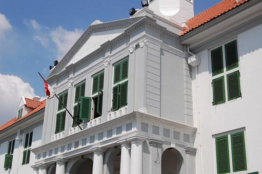 Building, Jakarta, Indonesia, Architecture, Travel