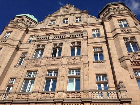 Patent Office, Berlin, Trademark Office, Linden Street