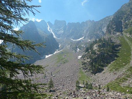Mountains, Maritime Alps, Grande Traversata Delle Alpi