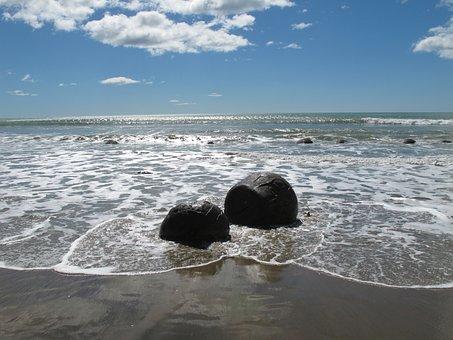 Hai Bian, New Zealand, Landscape