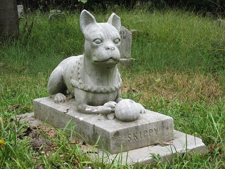 Pet, Cemetery, Graveyard, Grave, Death, Tombstone